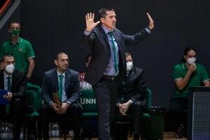 Главный тренер БК УНИКС: Это последняя игра в тяжелом турне по Европе