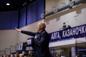 Главный тренер «Казаночки»: Мы готовы три четверти на равных играть с «Ростовом»