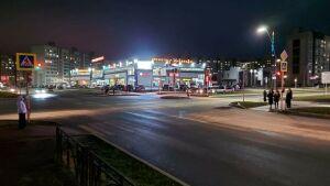 В Нижнекамске юный водитель сбил подростка, переходящего дорогу по зебре
