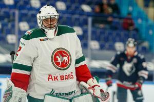 «Ак Барс» вывел из списка травмированных голкипера Тимура Билялова