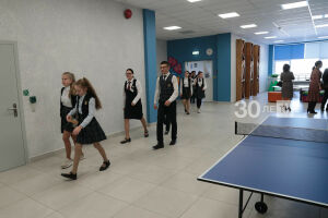 С 1 сентября в Татарстане коронавирусом заразились 40 школьников и 84 педагога