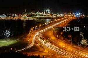 Казань вошла в топ городов с лучшими дорогами