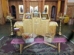 Храм в Татарстане получил в дар 32 иконы, сделанные осужденными в колонии