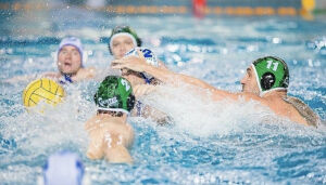Ватерполисты «Синтеза» продлили победную серию в чемпионате России до 16 матчей