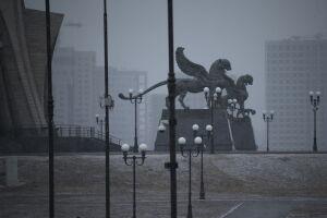 Татарстанцев предупредили о тумане и гололедице