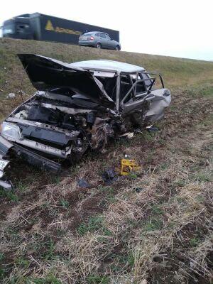 Два человека пострадали в ДТП с иномаркой из Челябинской области на трассе в РТ