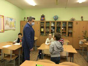 Глава Минобрнауки РТ: Организацию горячего питания в школах держим под контролем