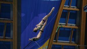 11 медалей завоевали татарстанцы на международном турнире по прыжкам в воду