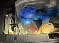 Пойманный в РТ наркокурьер из Перми сказал, что нашел 2 кг наркотиков в лесу