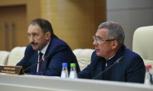 Минниханов рассказал, в каком случае в Татарстане введут тотальные ограничения