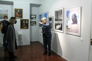 В Елабуге открылись сразу две уникальные выставки