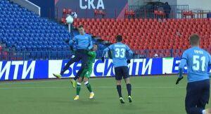 РФС признал ошибку судьи в матче «СКА-Хабаровск» — «Рубин»