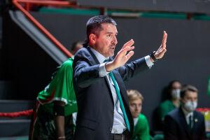Наставник УНИКСа Димитрис Прифтис: У нас 11 дней путешествий по Европе и 4 матча