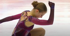 Фигуристка Александра Трусова выиграла IV этап Кубка России в Казани с рекордом