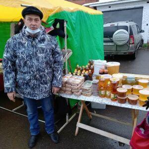 Алькеевские аграрии выручили миллион рублей на осенней ярмарке в Казани