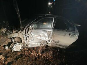 Водителя с травмами увезли в больницу после столкновения с грузовиком в РТ