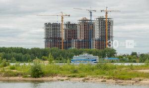 На обеспечение татарстанцев жильем и услугами ЖКХ направят более 128 млрд рублей