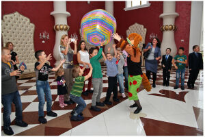 В фойе театра кукол «Экият» представят премьеру постановки «Топотун»