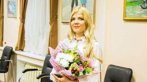 В Доме дружбы Ленинградской области открылась выставка Полины Илюшкиной