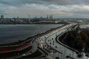 В ближайшие дни в Татарстане ожидаются мокрый снег и до -7 градусов