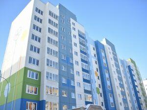 В Нижнекамске 35 семей получили ключи от квартир в новостройке