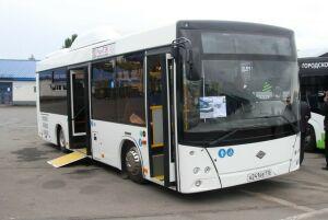 В Набережные Челны доставили три новых автобуса марки «МАЗ»