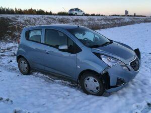 Автоледи из Кировской области попала в больницу после аварии с двумя авто в РТ