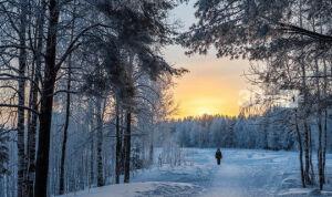 В Татарстане на выходных сохранится морозная погода