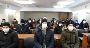 Альметьевские призывники будут служить в Президентском полку и научной роте