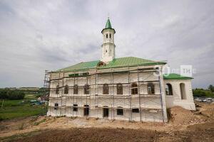 Старейшую каменную мечеть в Татарстане откроют после реставрации 11 декабря