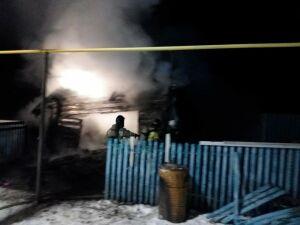 Пожилая жительница РТ спаслась из пожара, услышав звук извещателя