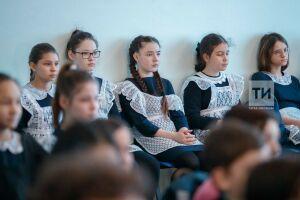 В Татарстане на карантин из-за ОРВИ ушли почти 600 школьников