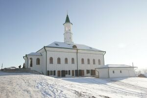 В Татарстане после реставрации открылась старейшая в республике каменная мечеть