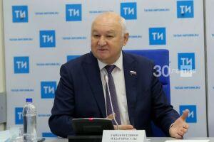 Ильдар Гильмутдинов предложил передать газету «Татарстан яшьләре» в «Татмедиа»
