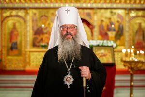 Новый митрополит проведет первую службу в Татарстане 14 декабря