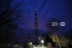Казанская башня окрасится в праздничные огни в День Конституции РФ