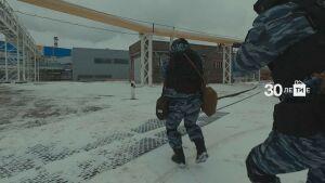 На ТЭЦ-1 в Казани ликвидировали условных террористов
