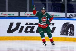 Артем Лукоянов о победе с разницей в пять шайб: «Ак Барс» мог забить больше