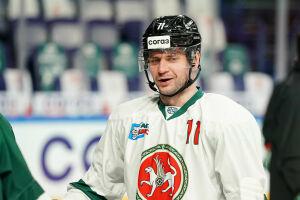 Форвард  «Ак Барса» Михаил Фисенко дисквалифицирован на один матч