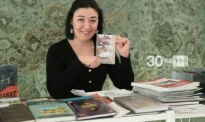 Изданную АО «Татмедиа» книгу можно приобрести на фестивале в Нацбиблиотеке РТ