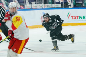 Пятая победа подряд: «Ак Барс» дома обыграл финский «Йокерит»