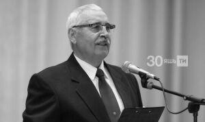 Умер народный артист Татарстана Айдар Хафиз