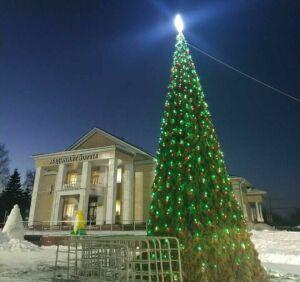 В Камском Устье на открытии главной елки пройдет шествие Дедов Морозов