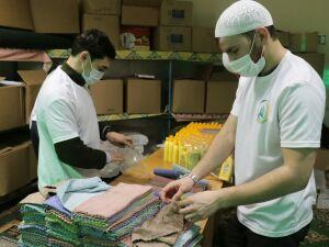 Мечеть Нижнекамска подготовила подарки для «особенных» детей