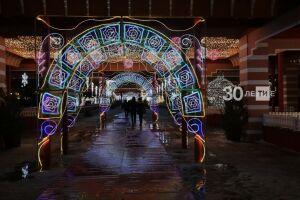 Победитель конкурса «Новогодняя Казань» отправится в полет на воздушном шаре