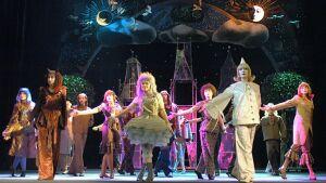 На сцене Качаловского театра покажут музыкальную сказку «Золотой ключик»