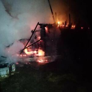 Жертвами пожара в доме престарелых в Башкирии стали 11 человек