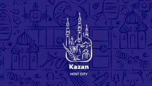 Стал известен логотип Казани как города-организатора ЧМ-2022 по волейболу