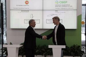 РТ и Сбербанк начнут сотрудничать в цифровизации экономики и социальной сферы