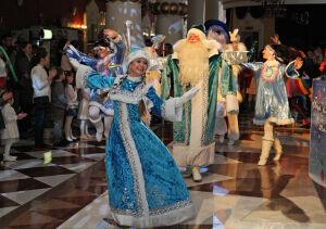 В театре кукол «Экият» новогодние спектакли начнутся с ремикса «Снежной королевы»
